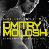 Dmitry Molosh - Live @ La Plata, Argentina (09.06.2018)