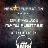 dr mabuze@ amrh radio// the new star generation podcast