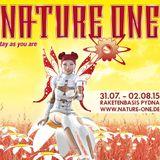 Felix Bernhardt - Nature One 2015 - Abfahrt Würzburg open air stage