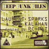 Deep Funk Files #67 with Laurent Sparks & Seb Kalahan, hosted by Pc-Pat