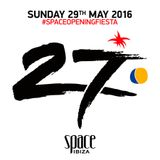 Roger Sanchez - live at Space Opening Fiesta 2016 - 29 may 2016