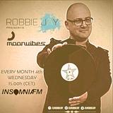 Robbie Jay - Moonvibes Podcast [081] on InsomniaFM (Minimal - Techno)