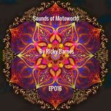 Sounds of Motoworld - {EP016} By Ricky Barnes