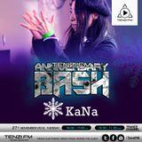 KaNa @ Tenzi FM Anniversary Bash [27-11-2012]
