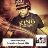 I Love S.A. House Music - Guest Mix : D-Malice (DM.Recordings)