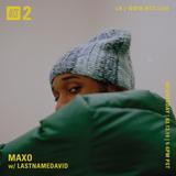 Maxo & LastNameDavid - 13th March 2019