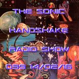 The Sonic Handshake Radio Show 039 with guest mix frome Dave Silver