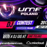 UMF Poland 2012 DJ Contest - DJ Dave Pineda