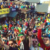 CDj Team live @ rooftop opening Pano, Les 2 Alpes ( #SnowFest 2017)