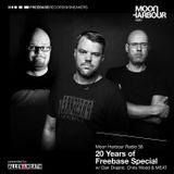 Moon Harbour Radio 58: Chris Wood, MEAT & Dan Drastic - 20 Years Freebase Special