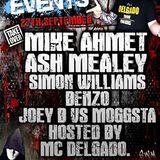 Mike Ahmet Chaos 27-9-2014