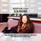 Entrevista a Elsa Riveros (Pasaporte) el 6 de abril de 2013