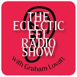 The Eclectic Eel Radio Show 14 - A Halloweenish Special (26 October 2014)