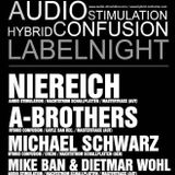 Mike Ban & Dietmar Wohl Live @ Audio Stimulation and Hybrid Confusion Labelnight (5.11.2011)