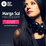 Ibiza Live Radio Dj Mix #1 - Global House Session with Marga Sol