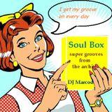 "DJ MARCODEEP ""Soul Box Vol. One"""