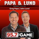 Papa and Lund interview Brandon Payne 5-9-16
