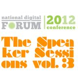 2012 NDF Speaker Sessions vol. 3
