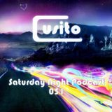 Cusito - Saturday Night Podcast 051 (22-12-2012)