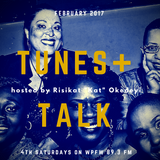"""02.25: Tunes + Talk w/Risikat """"Kat"""" Okedeyi WPFW (89.3FM)"""