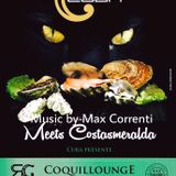 Coquilounge Cuba Relais rinomated glamour bar in Cuneo by Venchi djset M.Correnti by B.Bolla
