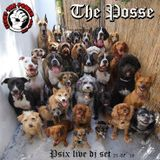 PSIX live dj set Fight The Power The Posse Mix at Cafe De Onderbroek 21-07-'16