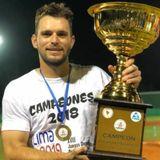 Jacinto Cipriota - Selección Argentina de Beisbol