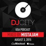 MistaJam - DJcity Podcast - Aug. 5, 2015 (Special Edition)