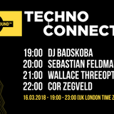 Cor Zegveld DJ/producer exclusive mix 16/03/2018 Techno Connection UK on Underground fm