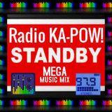 Radio KA-POW! #31 [MEGA MUSIC MIX]
