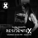DJ Set Surfer Rosa Residente X