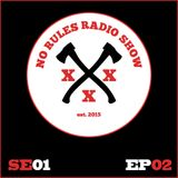 Dj Angel @ Rocking Radio - No Rules Radio Show - SE01 EP02 - 01.04.2015