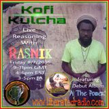 Kofi Kulcha..Inner View...Liberated Radio.