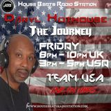 Dj Daryl Hothouse Presents The Journey Live On HBRS 8-9-19