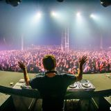 Michael Midnight at Pukkelpop 2014, 3 hours long closing ceremony boiler room set