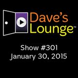 Dave's Lounge #301: Back For 2015!