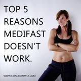 Top 5 Reasons Medifast Doesn't Work