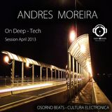Andres Moreira @ On Deep Tech - Session April 2013