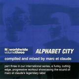 Marc Et Claude - M8 Worldwide Vol 3 (2001)
