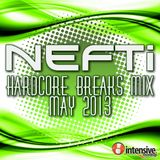 Nefti - Hardcore Breaks Mix May 2013
