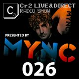 MYNC presents Cr2 Records Radio Show 026 [19/09/11]