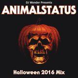 DJ Wonder - AnimalStatus Episode 156 - Halloween Edition