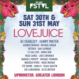Official Lovejuice We Are Fstvl Mix - Nana B
