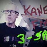Jasper The Vinyl Junkie / The Vinyl Junkie Show (17/07/2015) On Kane Fm 103.7 & www.kanefm.com