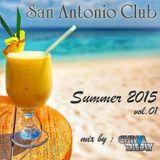 San Antonio Club / Summer 2015 vol.01