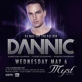 You're listening to Dannic for Club Myst