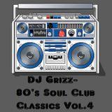 80's Soul Club Classics 4