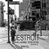 """Destroit"" Sep 27th 2015"
