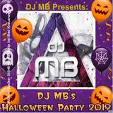 DJ MB´s Halloween Party 2019