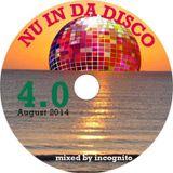 NU IN DA DISCO 4.0 mixed by Incognito